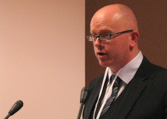 Hugh Coughlan – Regional Co-ordinator, Eastern Midlands Waste Region
