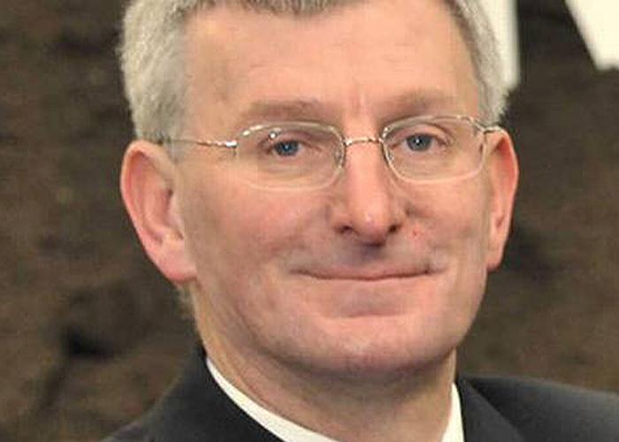 Dr Ian Garner – Head of WRAP Northern Ireland
